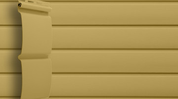 Блок-хаус 3,0 Grand Line виниловый D4,8 карамельный