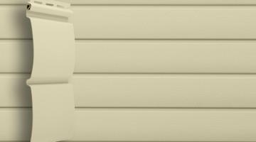 Блок-хаус 3,0 Grand Line виниловый D4,8 слоновая кость