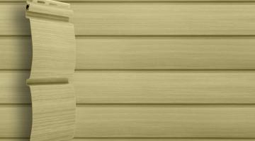 Блок-хаус Grand Line Tundra 3,0 виниловый D4,8 ясень