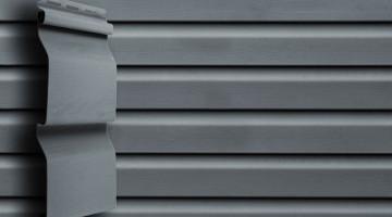 Акриловый сайдинг (AСA) 3,6 Grand Line D4,4 графит