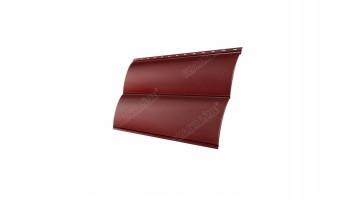 Блок-хаус new 0,5 Satin RAL 3009 оксидно-красный