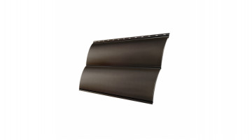 Блок-хаус new Grand Line 0,45 Drap RR 32 темно-коричневый