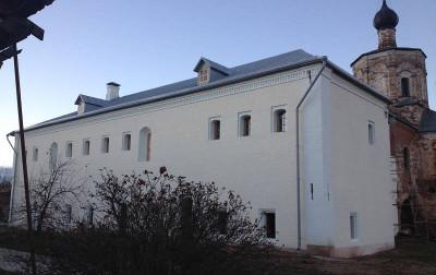 Торжок 2015, Борисоглебский мужской монастырь